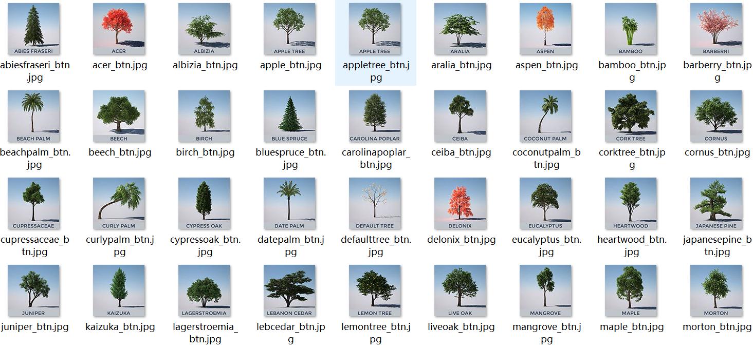 C4D插件:植物树木快速生成动画插件 Forester 官方官网完整版破解版免费下载附安装教程