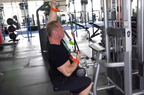 霸气的沙鱼线锻炼要领有哪些-追梦健身网
