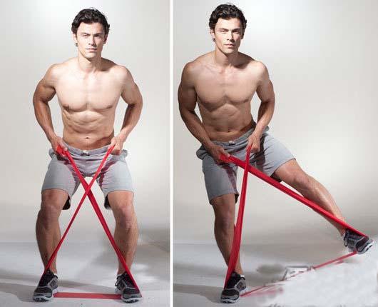 男性如何锻炼出壮实坚硬的臀部-追梦健身网
