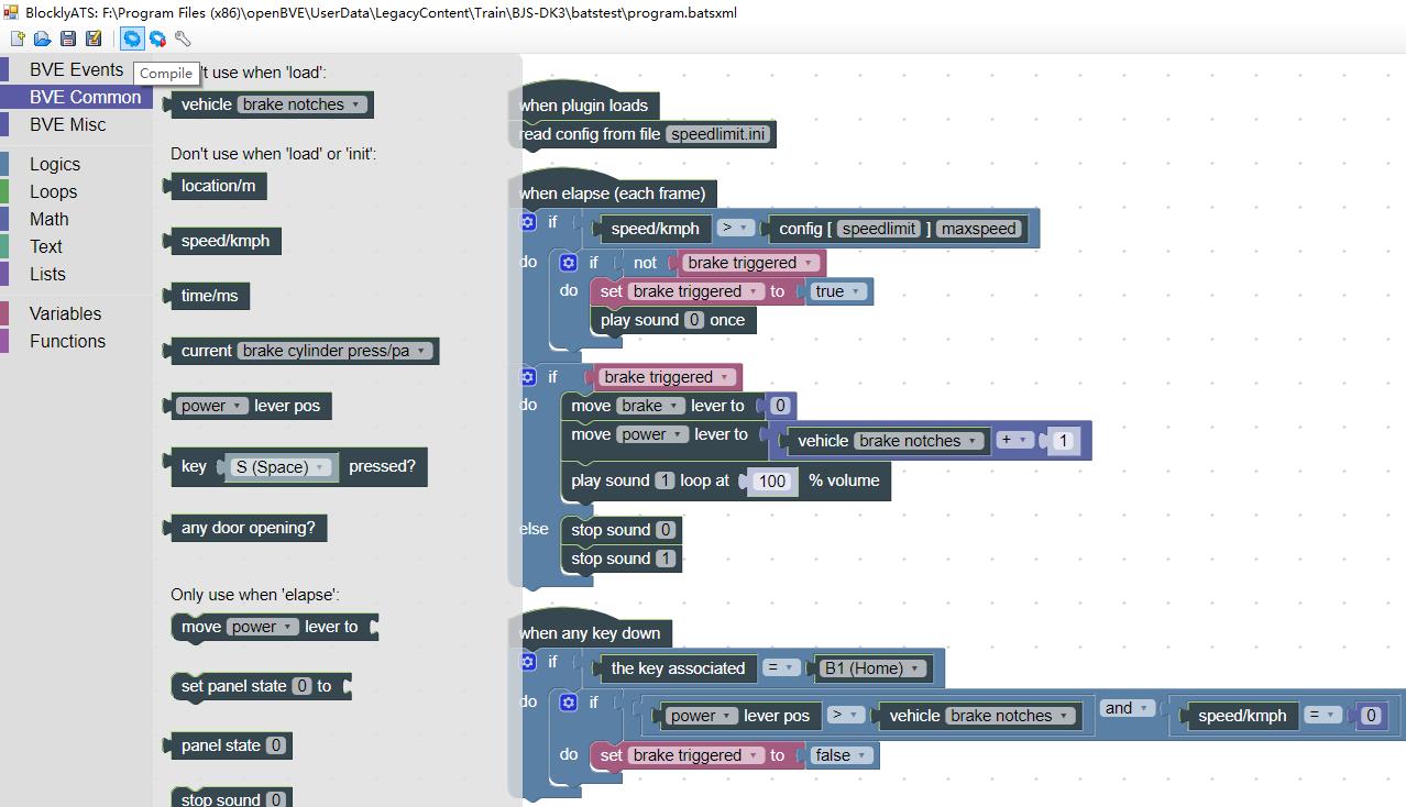 BlocklyAts - Make Ats plugins with visualized block diagram SsW6e0