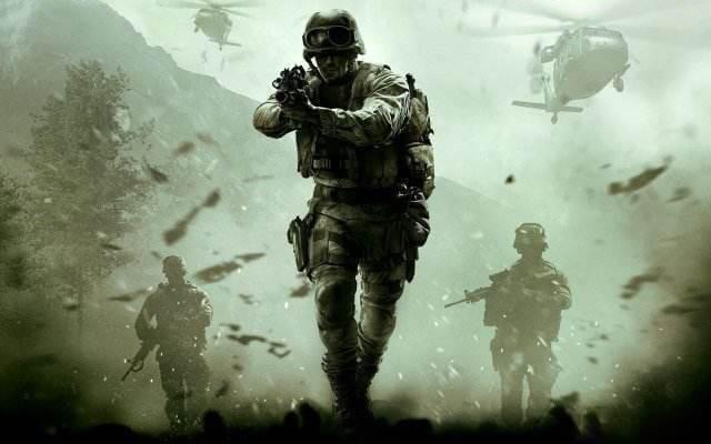 使命召唤4重制版/COD4重制版/使命4重制版/使命召唤4:现代战争重制版