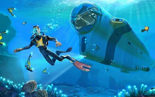 美丽水世界:零度之下/深海迷航零度之下