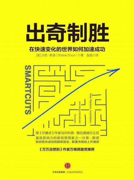 《出奇制胜:在快速变化的世界如何加速成功》沙恩·斯诺epub+mobi+azw3