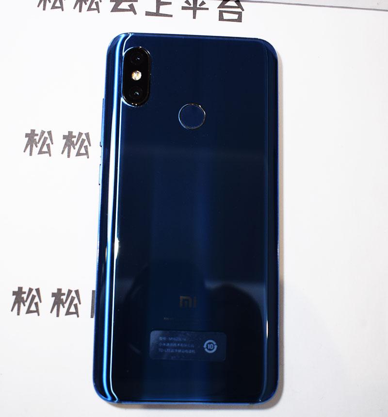 小米手机【小米8】全网通 6G/128G 国行 95新