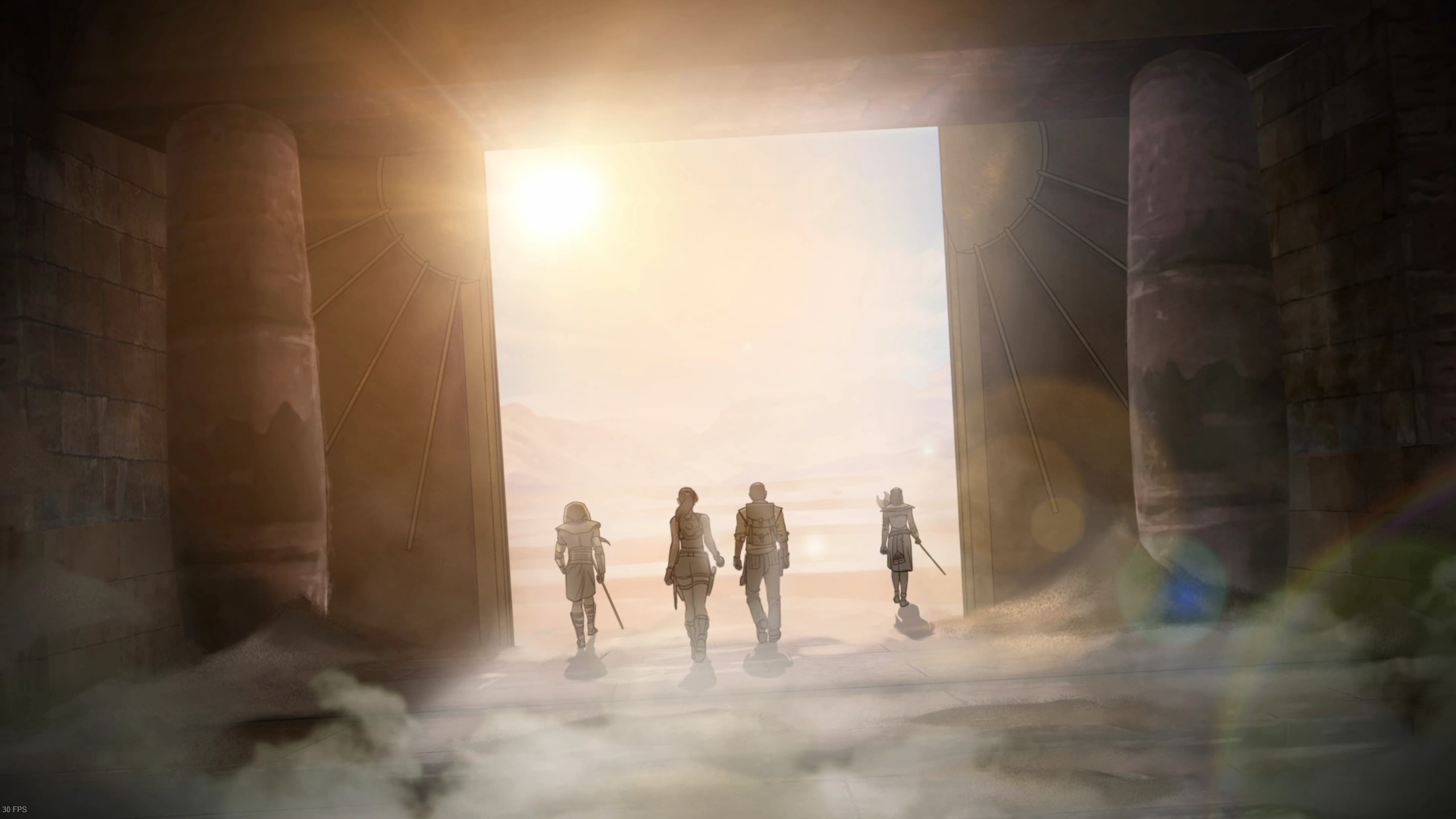 劳拉和奥西里斯神庙 Lara Croft and The Temple of Osiris